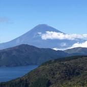 富士山&芦ノ湖